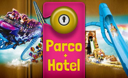 Scopri i pacchetti Parco + Hotel di Etnaland