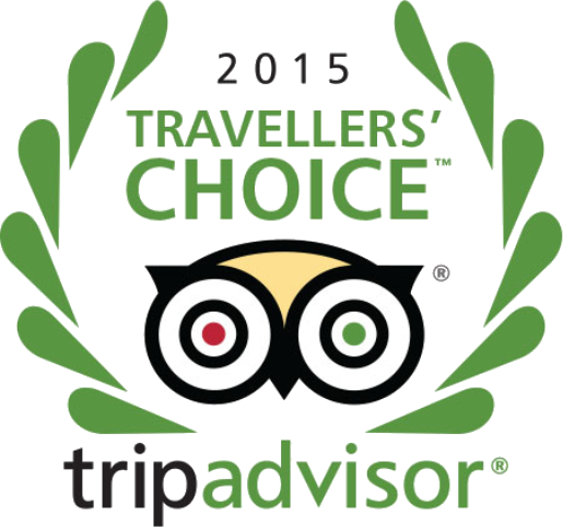 Travellers' Choice 2015 di Tripadvisor