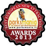 Parksmania Awards 2013 - Migliore Attrazione Europea