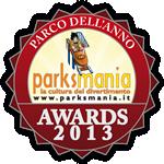 Parksmania Awards 2013 - Parco dell'anno