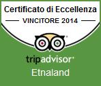 The Excellence Tripadvisor award 2014